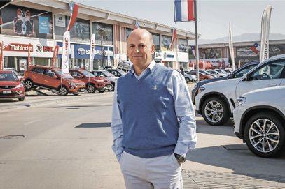 """ARTÍCULO: """"Movicenter evalúa construir un nuevo centro de ventas de autos en Quilicura"""""""