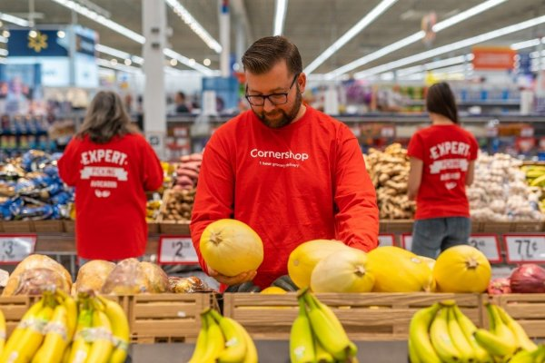 """ARTÍCULO: """"Cornershop cierra primera expansión de operaciones en Canadá en alianza con Walmart"""""""