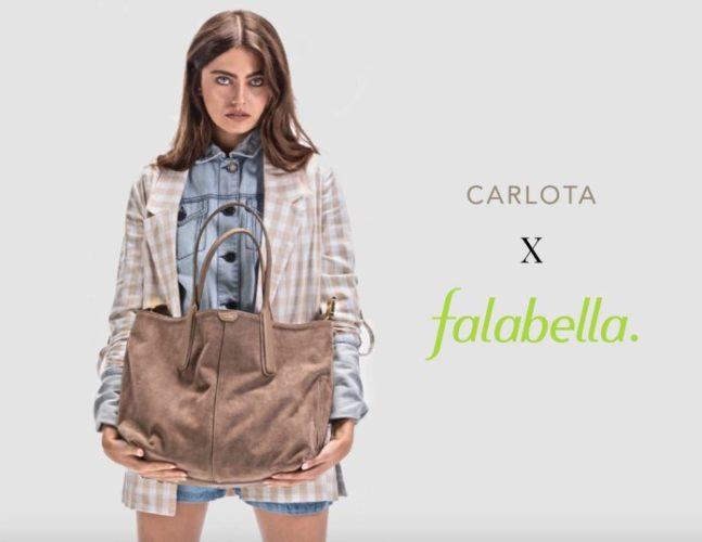 """ARTÍCULO: """"Firma colombiana Carlota desembarca en Falabella"""""""