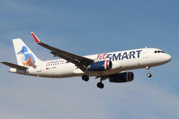 """ARTÍCULO: """"CEO de JetSmart revela los detalles del arribo de la aerolínea al mercado colombiano"""""""