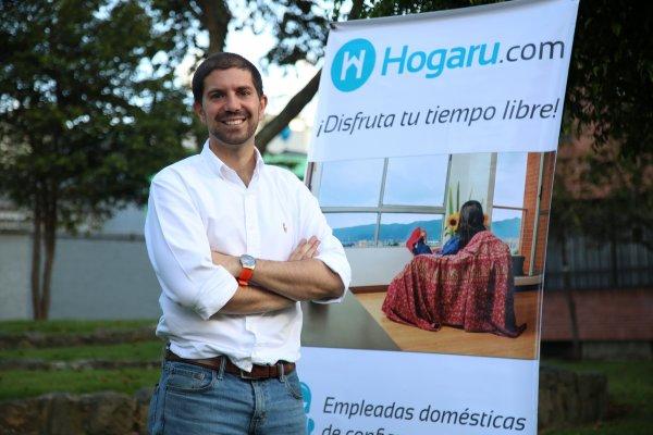 """ARTÍCULO: """"Hogaru, la startup colombiana de limpieza que aterrizará en Chile"""""""