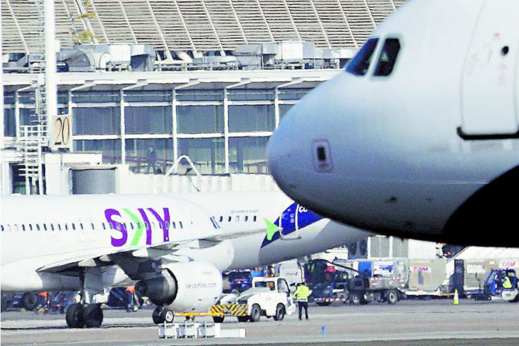 """ARTÍCULO: """"Sky invertirá US$1.200 millones en flota para volar a Miami"""""""