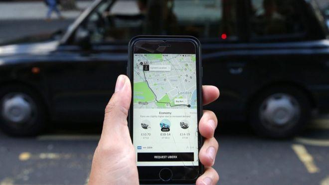 """ARTÍCULO: """"Uber adelantó el lanzamiento en Chile de función que permite conectarse al Transantiago desde la app"""""""