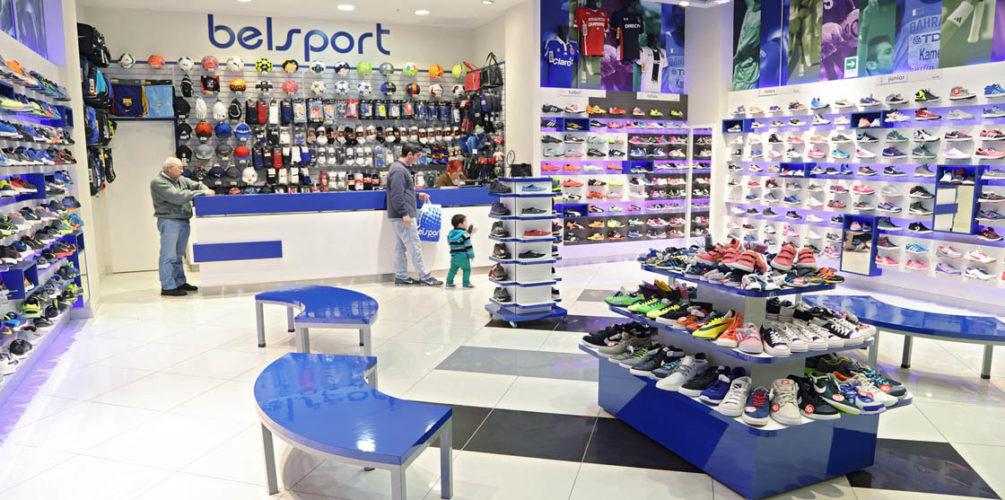 """ARTÍCULO: """"Cadena Belsport y matriz de tiendas Bamers, Crocs y Oakley buscan fusionarse"""""""