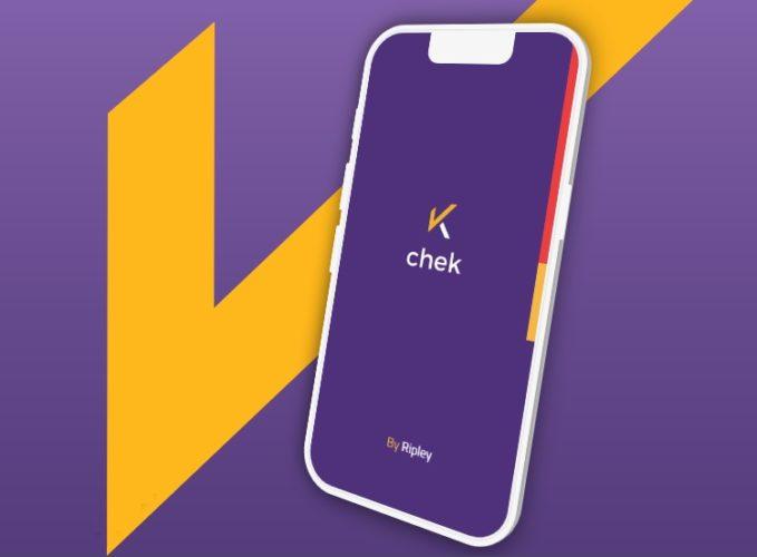 """ARTÍCULO: """"Ripley prueba app Chek, su proyecto de tarjeta de prepago"""""""