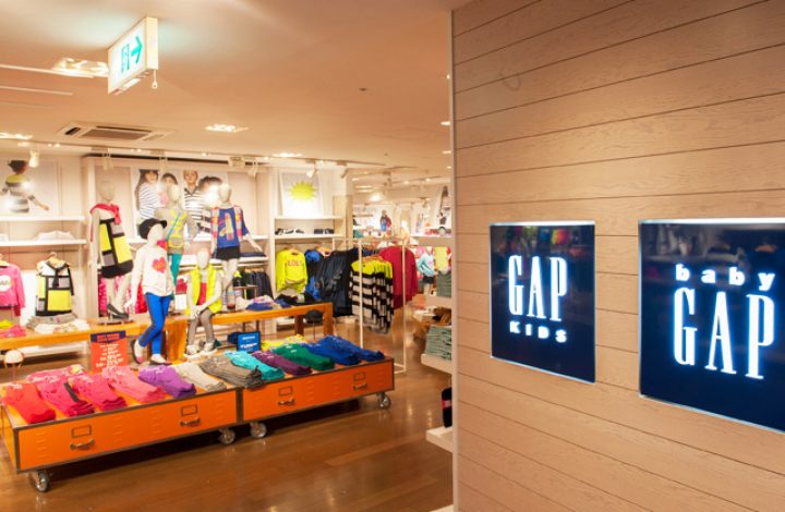 """ARTÍCULO: """"Gap estrena tienda de moda infantil Gap Kids en nuestro país"""""""