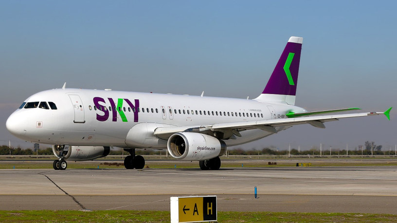 "ARTÍCULO: ""Sky comenzó a volar su primera ruta interregional Arequipa-Cusco"""