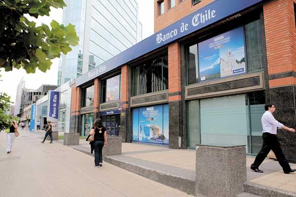 """ARTÍCULO: """"Por segundo año consecutivo, Banco de Chile lidera las utilidades de la industria en 2019"""""""