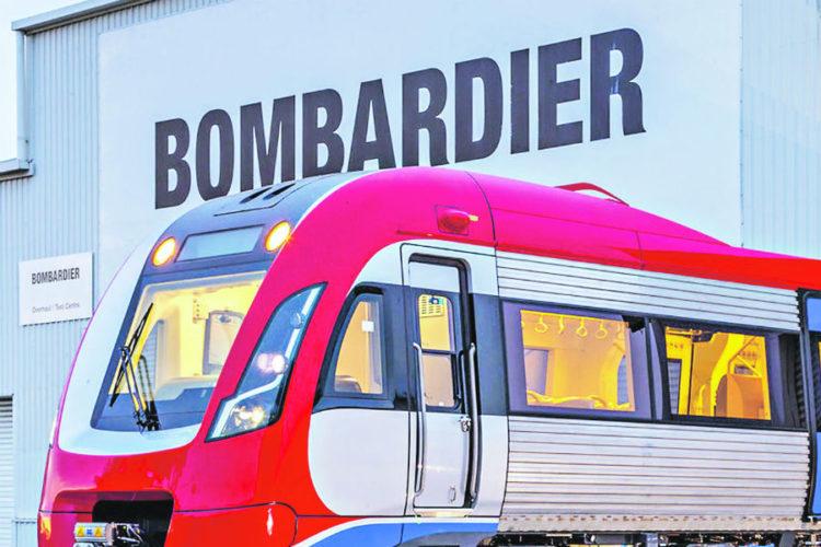 """ARTÍCULO: """"Alstom afina la compra del negocio de trenes de Bombardier"""""""