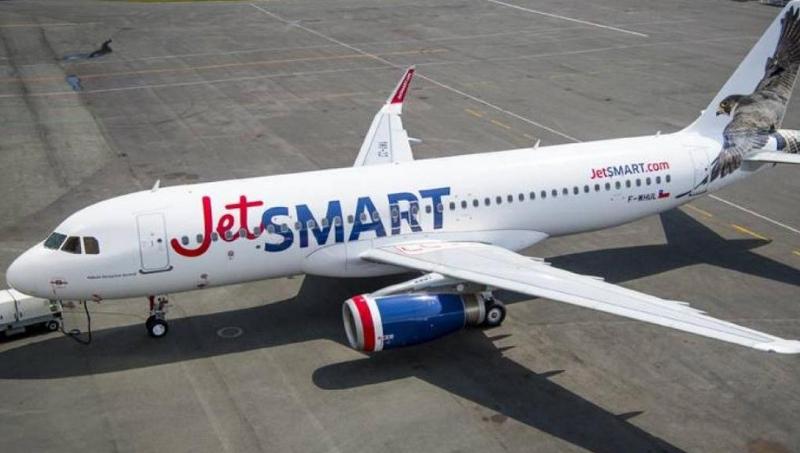"""ARTÍCULO: """"Jetsmart aumenta su operación a 14 rutas desde mayo"""""""