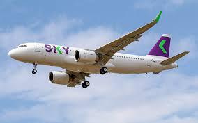 """ARTÍCULO: """"Sky anuncia que reactivará sus vuelos a partir de junio"""""""