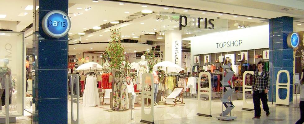 """ARTÍCULO: """"Grandes tiendas en regiones: Falabella tiene 21 abiertas, La Polar 13 y Paris abre 12 el viernes"""""""