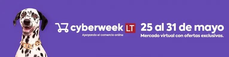 """ARTÍCULO: """"Más de 180 tiendas participarán en el Cyber Week La Tercera"""""""