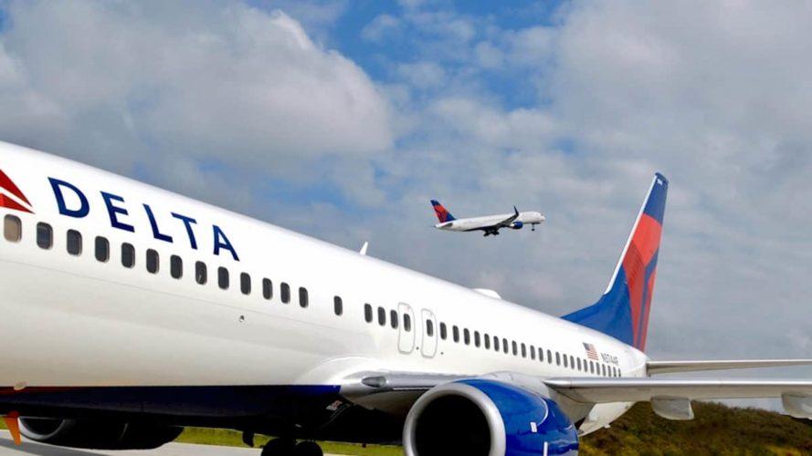 """ARTÍCULO: """"Delta y Sky anticipan alzas en pasajes aéreos por medidas sanitarias y la baja demanda"""""""
