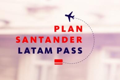 """ARTÍCULO: """"Santander mantiene """"sin modificaciones"""" los Latam Pass"""""""