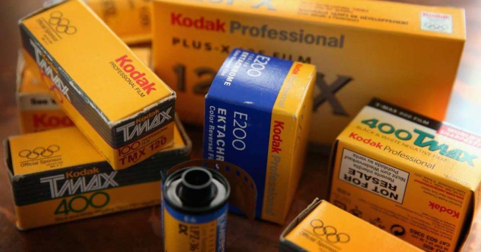 """ARTÍCULO: """"La icónica Kodak pasa de la fotografía a la producción de medicamentos"""""""