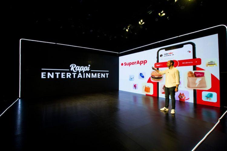 """ARTÍCULO: """"Rappi lanza versión """"entertainment"""" con música, eventos en vivo, juegos y compras"""""""