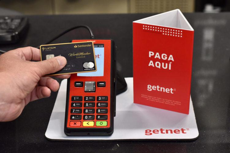"""ARTÍCULO: """"Santander acelera ingreso a negocio de medios de pago a través de red propia Getnet"""""""