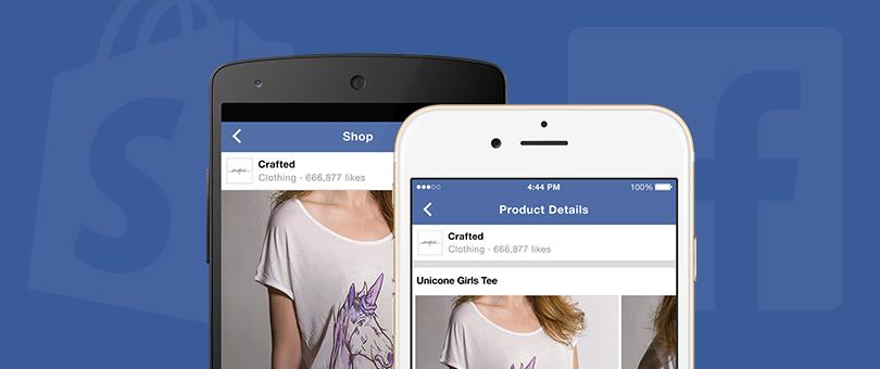 """ARTÍCULO: """"Nace Facebook Shop, la sección de la red social que promete ayudar al comercio online en la pandemia"""""""