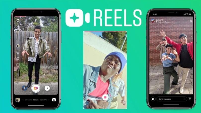 """ARTÍCULO: """"¿Cómo es Reels, la app de Facebook para competir con TikTok?"""""""